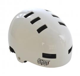 Casque Bol SHOT BMX SOLID 2015 Blanc