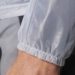 adidas veste adizero climaproof homme gris s