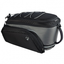 Bontrager saccoche porte baggages trunk bag deluxe plus 10l 36l noir
