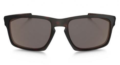 Lunettes Oakley SLIVER brown grey