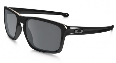 OAKLEY Lunettes SLIVER Black/Black Iridium Ref oo9262-04