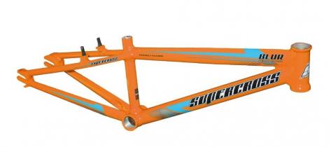 SUPERCROSS Cadre BLUR Orange