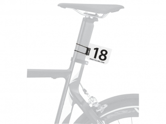 BBB Racing Plate Fixation on ''Seat post Aero''