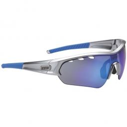 bbb paire de lunettes select edition special chrome bleu