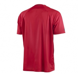 ONE INDUSTRIES 2015 Maillot Manches Courtes ATOM ICON Rouge