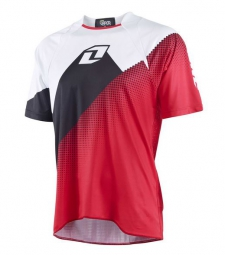 ONE INDUSTRIES 2015 Maillot Manches Courtes VAPOR Rouge