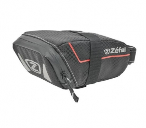 Zefal sacoche de selle z light pack s noir