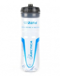 botella aislada zefal artica 700 ml blanca