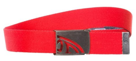 ANIMAL Ceinture Reversible OATES Rouge