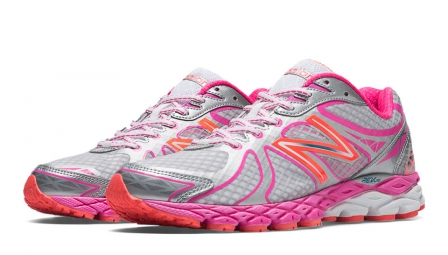 New balance chaussures w 870 v3 b rose femme 37