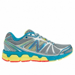 New balance chaussures w 780v4 b argent turquoise femme 37 1 2