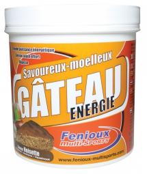 FENIOUX MULTI-SPORT Gateau ENERGIE Saveur Noisette 400gr