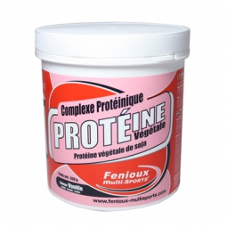 FENIOUX MULTI-SPORTS Complément Alimentaire PROTEINE VEGETALE Vanille 350gr