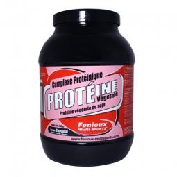 FENIOUX MULTI-DEPORTES suplemento dietético de proteínas vegetales 750gr de chocolate