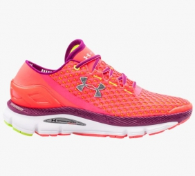 UNDER ARMOUR SPEEDFORM GEMINI Rose Femme