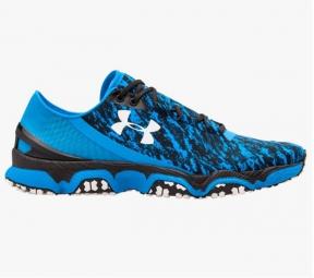 UNDER ARMOUR Chaussures Hommes UA SPEEDFORM XC Bleu/Noir