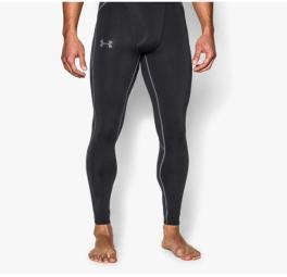 UNDER ARMOUR Legging Homme Compression HEATGEAR ARMOURVENT Noir