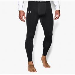 UNDER ARMOUR Legging de Compression Homme COLDGEAR Noir