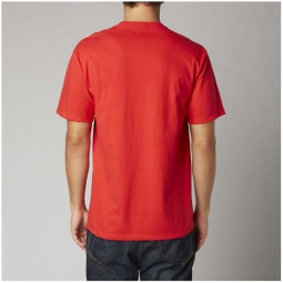 FOX T-Shirt LEGACY Rouge