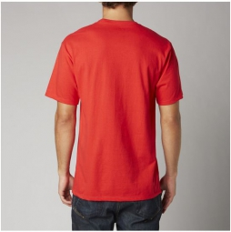 FOX T-Shirt LEGACY FOXHEAD Rouge