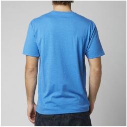 fox t shirt dragger bleu s