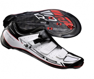 chaussures route shimano r321 blanc 42
