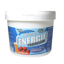 fenioux multi sports boisson progressive pot de 1 5kg gout orange litchi
