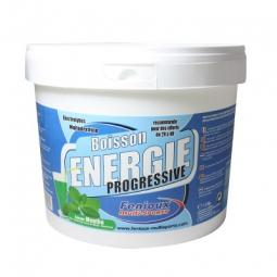 FENIOUX Multi-Sports Boisson Progressive Pot de 1.5kg Gout Menthe