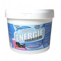 FENIOUX Multi-Sports Boisson Progressive Pot de 1.5kg Gout Fruits des bois