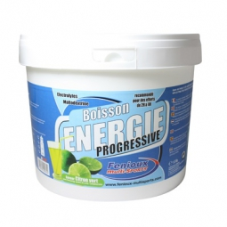FENIOUX Multi-Sports Boisson Progressive Pot de 1.5kg Gout Citron vert