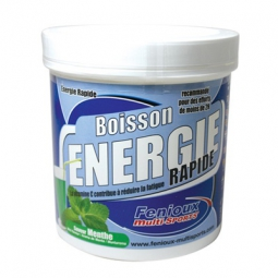 Fenioux multi sports boisson energie rapide 500g gout menthe