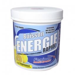 FENIOUX Multi-Sports Boisson Energie Rapide 500g Gout Pamplemousse