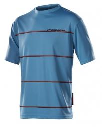 royal maillot manches courtes altitude bleu xl