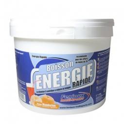 FENIOUX Multi-Deportes Energy Drink Rapide 1.5kg gota Mandarine