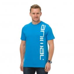 ANIMAL T-Shirt LODEN Bleu