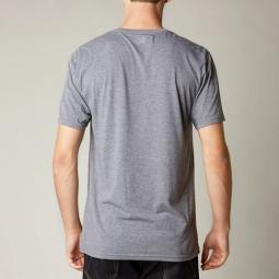 fox t shirt instant tech gris s