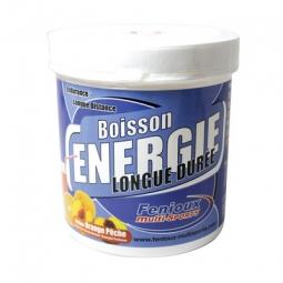FENIOUX Multi-Sports Boisson Energie longue durée Pot de 500g Gout Orange-Pêche