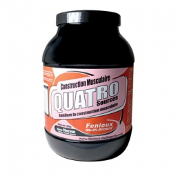 FENIOUX Multi-Sports ´´Quatro source´´ Chocolat 750gr