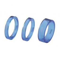BBB 3 pieces Spacer composite Blue
