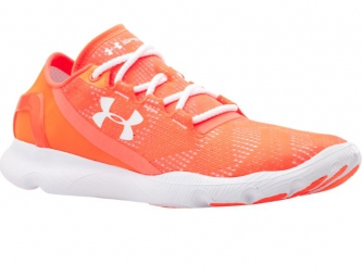 Zapatillas Under Armour UA speedform apollo para Mujer Naranja