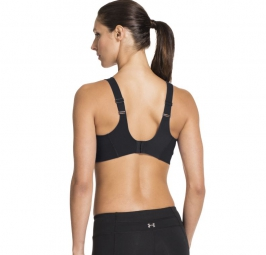 UNDER ARMOUR Soutien-gorge ARMOUR BRA 2.0 Noir
