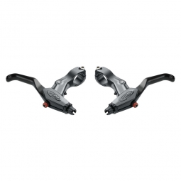 AVID V-Brake Lever SPEED DIAL 7 Left / Right Graphite Grey