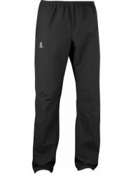 SALOMON Pantalon Imperméable BONATTI Noir