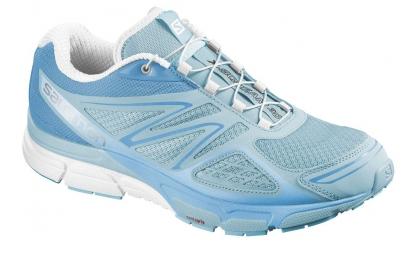 salomon chaussures x scream 3d bleu femme 38