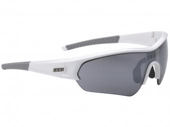 Bbb paire de lunettes select blanc gris