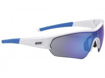 Bbb paire de lunettes select team blanc bleu