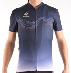 Maglia LE COQ SPORTIF Official Tappa del Tour La Toussuire