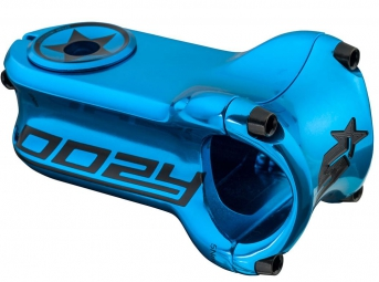 SPANK Potence OOZY 31.8mm Bleu