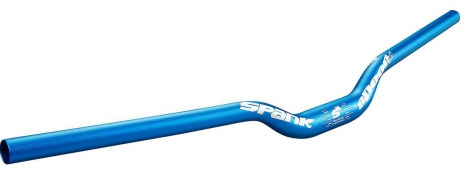 spank cintre spoon 785 bar 31 8 mm bleu 40