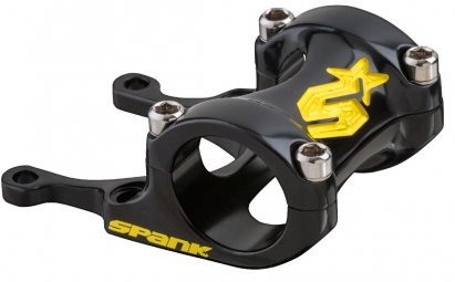 SPANK Potence SPIKE DirectMount 50mm Team Edition Noir